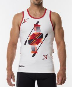 camiseta tirantes Active king